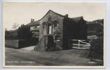 (w13t11-341) Real Photo of Monks Hall, APPLETREEWICK 1958 Used VG Walter Scott
