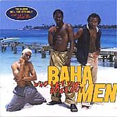 BAHA MEN - WHO LET THE DOGS OUT - CD NEW & SEALED