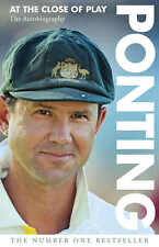 Ponting At the Close of Play: My Autobiography, Ricky Ponting