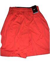 613599-696 NWT Nike Men's Fly 2.0 DRI-Fit Training Shorts Orange Sz M