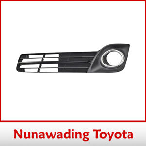 Genuine Toyota Front Bumper Hole Cover for Camry/Aurion GSV40 2011-2017