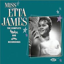 The Complete Modern and Kent Recordings by Etta James (CD, Nov-2005, 2 Discs, Ace (Label))