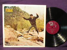 Jean Ferrat Self Titled MONO LP on Barclay CRLP 2078