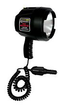 Portable LED Spotlight Flashlight Light 12V Car Cigarette Weatherproof Handheld