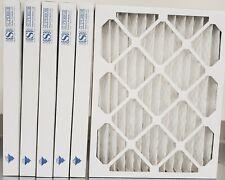 16x25x1 Furnace Filter MERV 8 (Three Filters per Package)