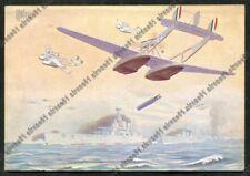 AVIATION AVIAZIONE 119 IDROVOLANTI SAVOIA MARCHETTI S. 55  AERONAUTICA viag 1937