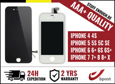AAA+ LCD TOUCH SCREEN/SCHERM/ECRAN TACTILE IPHONE 4 4S 5 5S 5C 6 6S 7 8 PLUS X