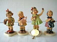 Lot Of 4 Goebel Mi Hummel Club Figurines • Gorgeous Set • Mint!