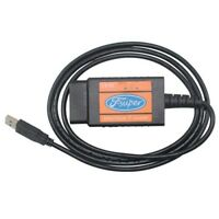 Ford Scanner für Ford PKW Auto Scan Tool per USB Diagnose Gerät Interface OBD2