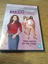 Mean Girls DVD region 2