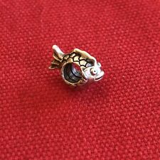 Pandora Sterling Silver Happy Fish Charm