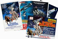 BATTLESTAR GALACTICA (1978) Posters (SET OF 5)