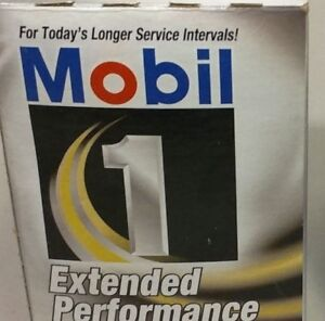 Mobil 1 M1-107 Extended Performance Engine Oil Filter New In Box High Efficiency