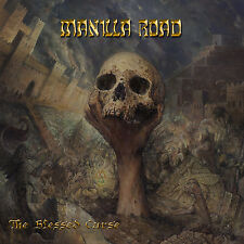 Mark Shelton CD Manilla Road The Blessed Curse, After the Muse 2CDs