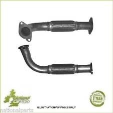 Ford Mondeo 2.0 2.2 Tdci Jaguar X Type 2.0 2.2D Exhaust Centre Front Flexi Pipe