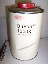 DuPont 2K HS Activator Fast   1010R   1 litre  2K Hardener Fast Catalyst