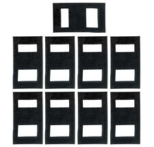 9 Foam Filter Blocks For Fluval SPEC Aquarium