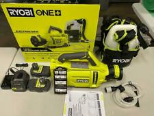 Ryobi P2870 One+ Electrostatic 1 Gallon Sprayer 18 Volt Lithium Ion Cordless New