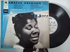 LP 25 cm MAHALIA JACKSON-MAHALIA JACKSON-THE LORD IS A BUSY MAN + 9