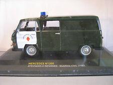 MERCEDES N1300 de 1987 : POLICE ESPAGNOL ~ NEUF