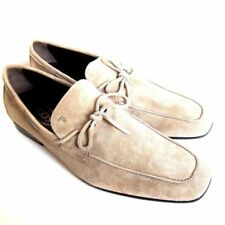 Tod's Suede Loafers Casual Shoes for Men