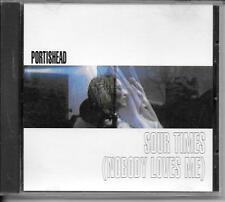 CD ALBUM 6 TITRES--PORTISHEAD--SOUR TIMES (NOBODY LOVES ME)--1994