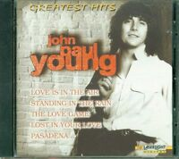 John Paul Young - Greatest Hits (Love Is In The Air) Cd Ottimo