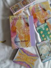 Angel tarot used.