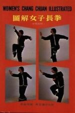 Women's Chang Chuan Illustrated book H F Xue New Rare! girl martial arts kung fu