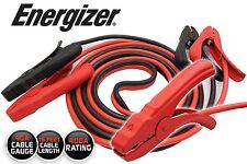 NEW Energizer 4-Gauge Jumper Battery Cables 16 Ft Booster Jump Start ENB-416