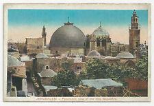 The Cairo Postcard Trust, Jerusalem, Vue Panoramique du St Sepulcre