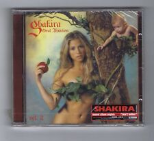 CD (NEW) SHAKIRA ORAL FIXATION VOL 2