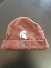 NCAA -Michigan State - Infant Beanie - Nike - Winter Hat - 3-6 mos