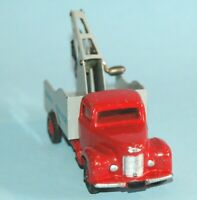 Dinky Toys MECCANO UK original '49 WRECKER Tow Truck COMMER Breakdown Lorry 430