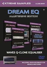 Xtreme Samples Dream EQ Mastering Edition (Waves Q-Clone Library)