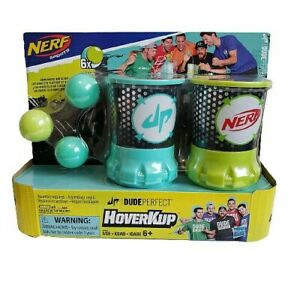 Nerf Sports Dude Perfect HoverKup Pong Game Toy
