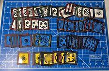 NOS 1980's Rare Vintage Vision Joe Johnson Skateboards Sticker Lot Approx. 70