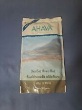 Ahava Essential Dead Sea Mineral Mud Treatment  600g 20.4 Oz (this Size Is Rare)