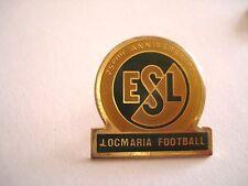 PINS RARE VINTAGE SPORT FOOT ESL LOCMARIA PLOUZANE FOOTBALL wxc 32