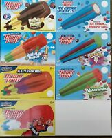 7 Bomb Pops Ice Cream DECAL Food Truck Concession Restaurant