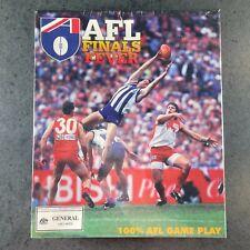 AFL Finals Fever PC Game new and sealed RARE vintage
