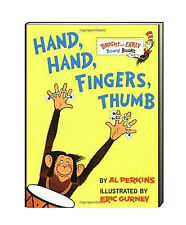 Bright and Early Board Books Hand, Hand, Fingers, Thumb FREE Shipping $35