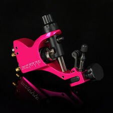 New Rotary Tattoo Machine Professional Stigma Bizarre V2 High Quality Pink One