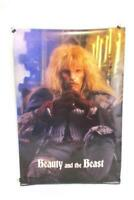 Vintage One Stop Posters 1988 Ron Pearlman Original Beauty and the Beast