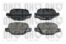 FIAT PANDA 169 1.3D Brake Pads Set Rear 2003 on QH 77362270 77363445 9948417 New