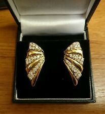 18ct Diamond Earrings