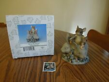 Charming Tails Fitz & Floyd #82/115 Mount Rushmore limited edition