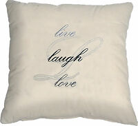 Live, Laugh, Love Embroidery Kit Anette Eriksson