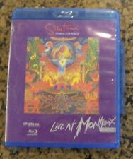 Santana Humns for Peace Live at Montreaux 2004 - Bly-Ray Disc
