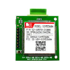 SIM5360A testing Board dual-band UMTS HSDPA 850 1900MHz WCDMA 3G breakout US CA